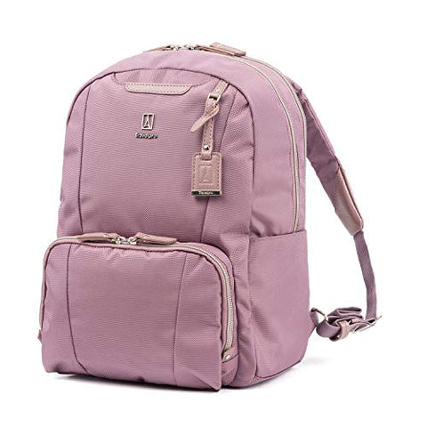 Travelpro Luggage Maxlite 5 Women'S Backpack, Dusty Rose, One Size
