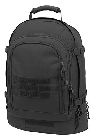 Code Alpha 3 Day Stretch Tactical Backpack, Black
