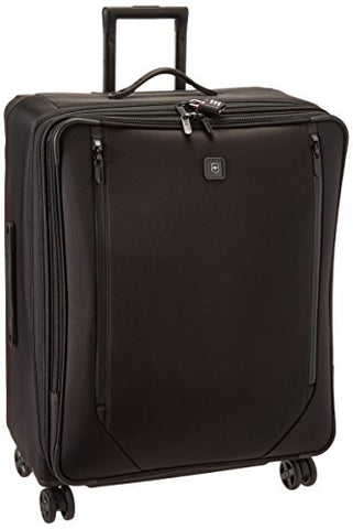 Victorinox Lexicon 2.0 Dual-Caster Large Expandable Spinner, Black