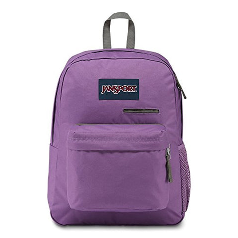 JanSport Digibreak Laptop Backpack - Vivid Lilac