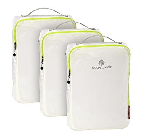 Eagle Creek Pack-it Specter Half Cube Set, White/Strobe