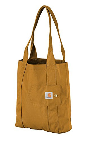 Carhartt Legacy Women's Essentials Tote, Carhartt Brown