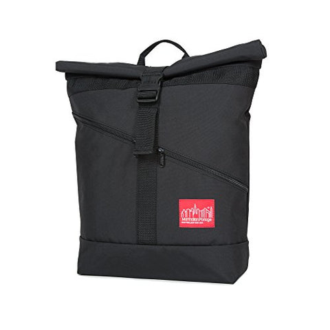 Manhattan Portage Downtown Roll-N Backpack (Black)