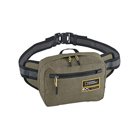 Eagle Creek National Geographic Adventure Series Waist Pack, Mineral Green