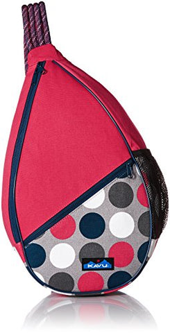 KAVU Paxton Pack, Got Dots, One Size