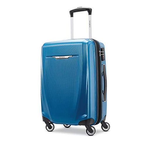 Samsonite Carry-On, Blue/Navy
