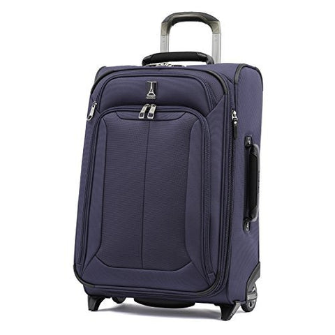 "Travelpro Skypro Lite 22"" Expandable Rollaboard Suitcase (Navy)"