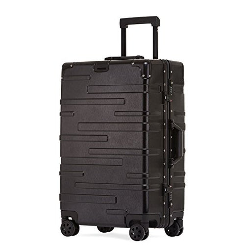 Unitravel Hardside Luggage Spinner Lightweight Rolling Suitcase Tsa Carry On