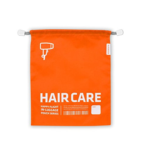 HAIR PACKING CUBE - ALIFE DESIGN (ORANGE).