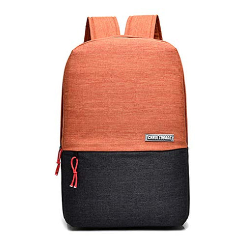 School Backpacks for Girls Boys, Lightweight Canvas Backpack Laptop School Backpack for Men