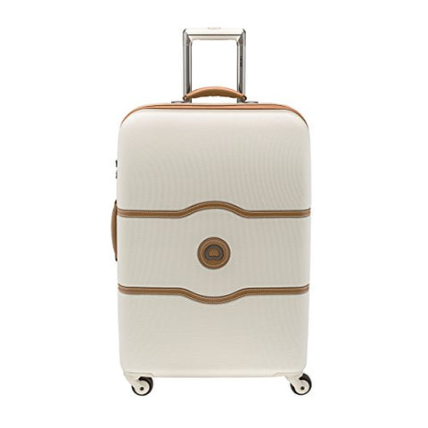 Delsey Chatelet Carry-on Spinner Trolley (24, Champagne)