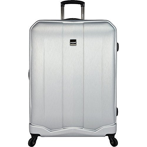 "U.S. Traveler Piazza 30"" Expandable Spinner, Silver"