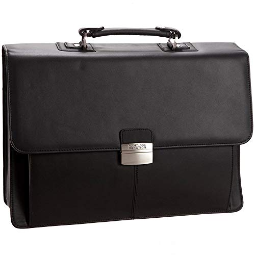 Kenneth Cole Reaction 522965 Luggage Flap-Py Gilmore, Black, One Size