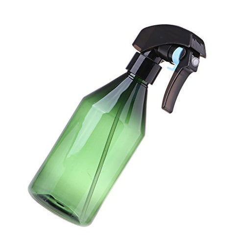 Baoblaze Plant Flower Water Spray Bottle Can Pot Decorative Clear Plant Watering Can Green