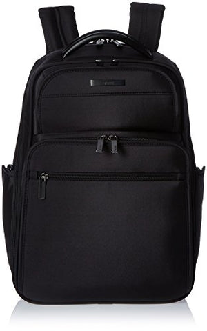 Hartmann Executive Backpack Deep Black One Size