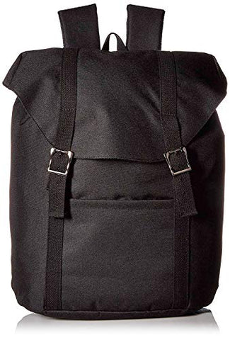 Point Coast 18x14x8 Personal Item Under Seat Travel Carry On Backpack Waycarrier II (black)