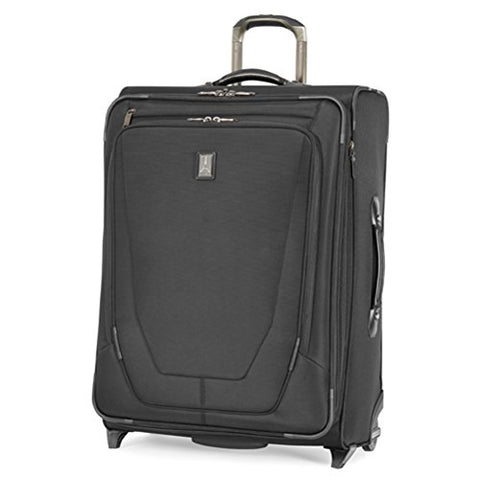 "Travelpro Crew 11 26"" Expandable Rollaboard Suiter Black"