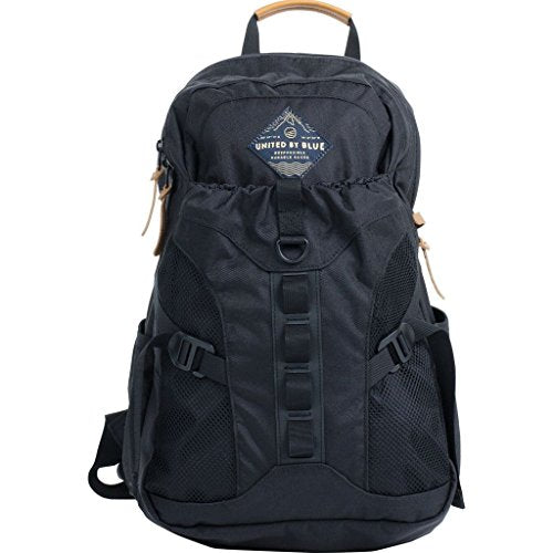 United by Blue Tyest 22L Backpack Black, One Size