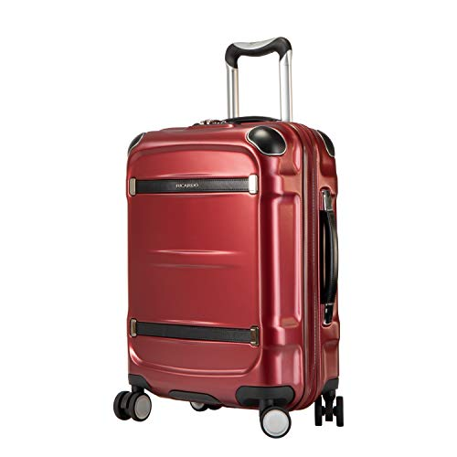 Ricardo Rodeo Drive International Carry-On in Crimson Flash