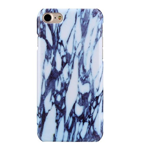 "iPhone 7 Case,AutumnFall Marble Texture Print Cover Case Skin for 4.7"" iPhone 7 (A)"