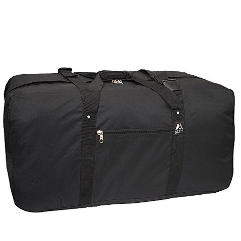 Everest Cargo Duffel - Medium, Black, One Size
