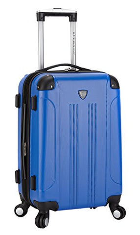 "Travelers Club 20"" Expandable Hardside Carry-On Luggage With Easy 360º Mobility"