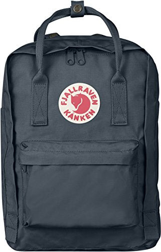 Fjallraven Kanken Laptop Backpack, Graphite, 13-Inch