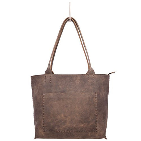 Latico Leathers Sonia Tote Genuine Authentic Luxury Leather, Designer Made, Business Fashion And