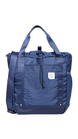 Herschel Supply Co. Men's Barnes Tote, Medieval Blue, One Size