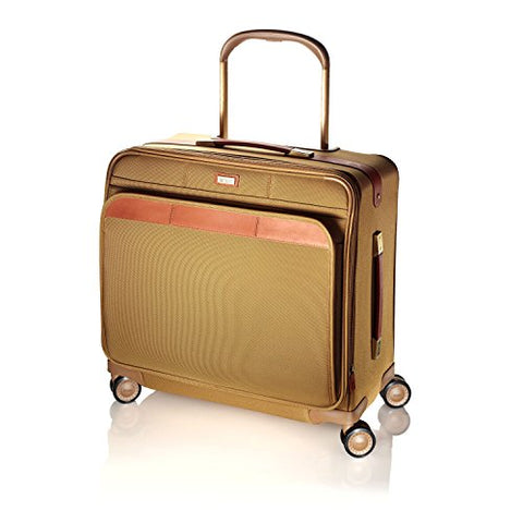 Hartmann Ratio Classic Deluxe Medium Journey Glider, Carry On Luggage In Safari