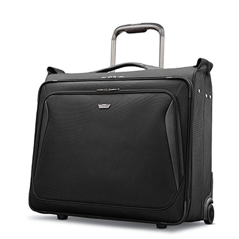 Samsonite Armage Wheeled Duet Garment Bag Black