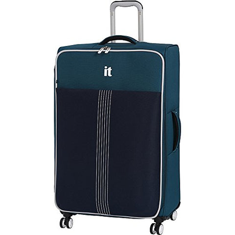 "It Luggage Filament 31.3"" 8 Wheel Spinner, Moroccan Dress Blues"