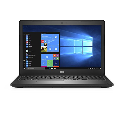 "Dell Nh1Dy Latitude 3580, 15.6"" Hd Laptop (Intel Core I5-7200U, 4Gb Ddr4, 500Gb Hard Drive, Windows"