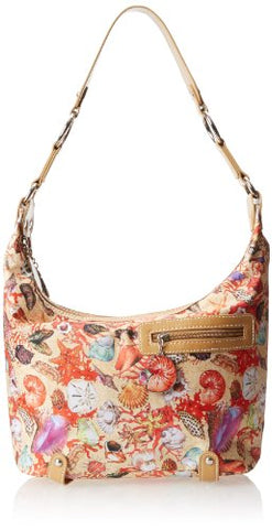 Sydney Love Seashell Shoulder Bag,Multi,One Size