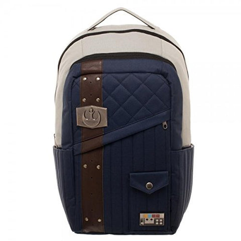 Fashion Star Wars Han Solo Inspired Backpack Hoth Collection + Free Item