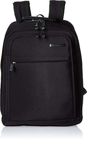 Hartmann Slim Backpack Deep Black One Size