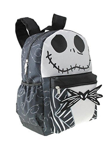 "Disney Nightmare Before Christmas Jack 3D 16"" Backpack"