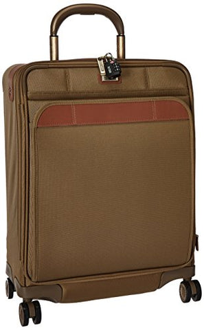 Hartmann Ratio Classic Deluxe Domestic Expandable Glider Carry On Luggage, Safari