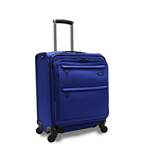 Pathfinder Revolution Plus 20 Inch Wide Body Expandable Carry-On, Cobalt Blue, One Size
