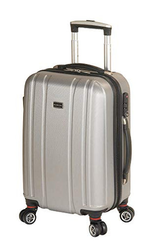 Mancini Santa Cruz Lightweight Carry-On Spinner
