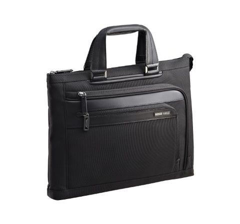 Zero Halliburton Profile Small Boarding Tote, Black, One Size