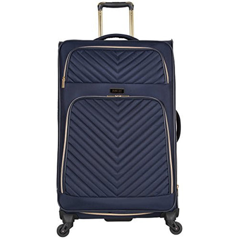 "Kenneth Cole Reaction Women'S Chelsea 28"" 4-Wheel Upright Luggage, Navy"