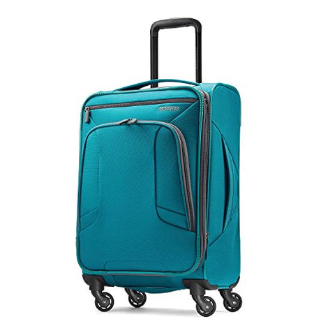 "American Tourister 4 Kix 21"" Spinner Teal/Grey"