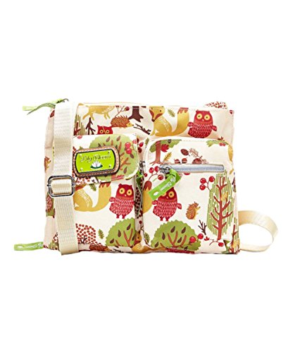 Lily Bloom Forest Owl Regina Crossbody Bag