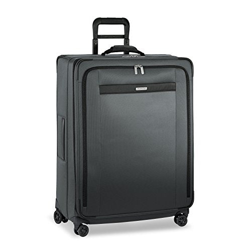 "Briggs & Riley Transcend Large Expandable 29"" Spinner, Slate"