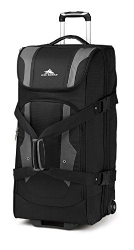 High Sierra Adventure Access Wheeled Upright Duffel