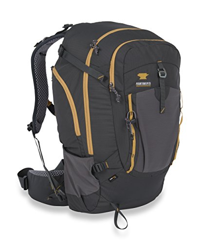 Mountainsmith Approach Backpack, Anvil Grey, 45 L