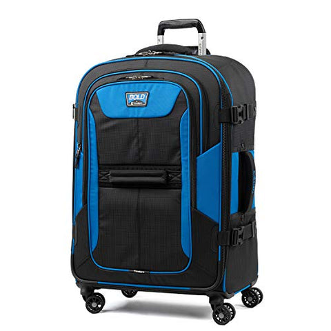 Travelpro Checked Large, Blue/Black