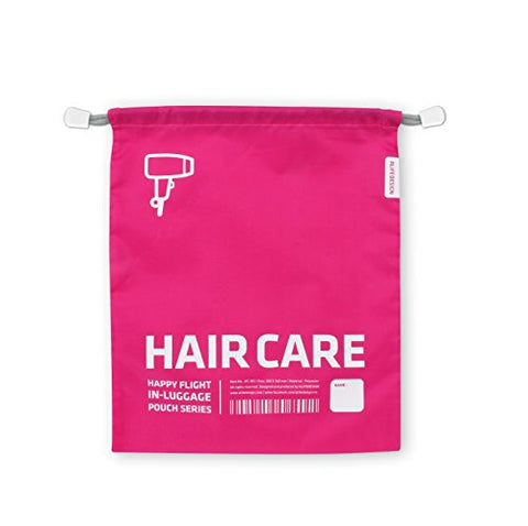 Hair Packing Cube - Alife Design (Pink).