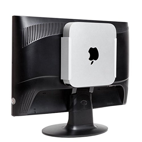 Hideit Miniu Mount - Patented Mac Mini Wall Mount, Vesa Mount, Under Desk Mount - Made In The Usa